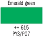 Picture of Gouache 20ml- 615 - Emerald Green
