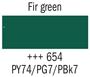 Picture of Gouache 20ml- 654 - Fir Green