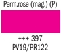 Picture of Gouache 20ml- 397 - Permanent Rose