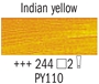Picture of Van Gogh Oil 40ml - 244 - Indian Yellow