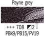 Picture of Van Gogh Oil 40ml - 708 - Payne's Grey