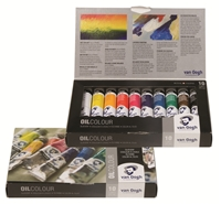 Picture for category Van Gogh Oil Colour Cardboard Sets