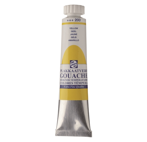 Picture of Gouache 20ml- 200 - Yellow
