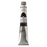 Picture of Gouache 60ml - 703 - Black Intenso