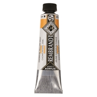 Picture of Rembrandt Acrylic - 210 - Cadmium Yellow Deep 40ml