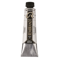 Picture of Rembrandt Acrylic - 105 - Titanium White 40ml