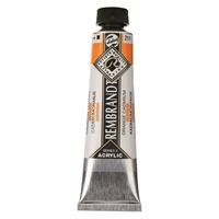 Picture of Rembrandt Acrylic - 211 - Cadmium Orange 40ml
