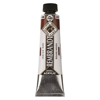 Picture of Rembrandt Acrylic - 347 - Indian Red 40ml