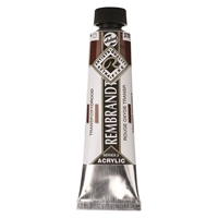Picture of Rembrandt Acrylic - 378 - Transparent Oxide Red 40ml