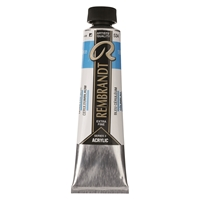 Picture of Rembrandt Acrylic - 534 - Ceulean Blue 40ml