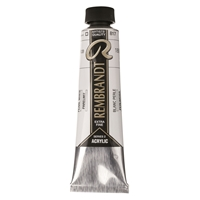 Picture of Rembrandt Acrylic - 817 - Pearl White 40ml