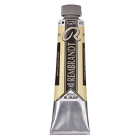 Picture of Rembrandt Oil 40ml - 222 - Naples Yellow Light