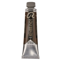 Picture of Rembrandt Oil 40ml - 409 - Burnt Umber