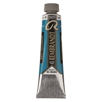 Picture of Rembrandt Oil 40ml - 586 - Cobalt Turquoise Blue