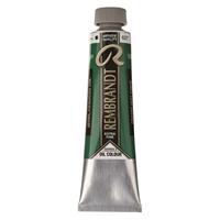 Picture of Rembrandt Oil 40ml - 627 - Cinnabar Green Deep