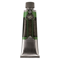 Picture of Rembrandt Oil 150ml - 614 -Permanent Green Medium