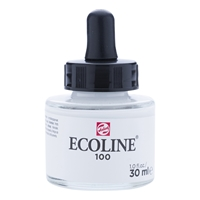 Picture of  100 - ECOLINE JAR 30ml WHITE