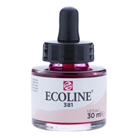 Picture of  381 - ECOLINE JAR 30ml PASTEL RED