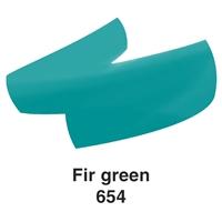 Picture of Ecoline Brushpen 654 Fir Green