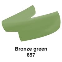 Picture of Ecoline Brushpen 657 Bronze Green