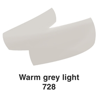 Picture of Ecoline Brushpen 728 Warm Grey Light