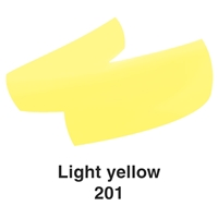 Picture of Ecoline Brushpen 201 Light Yellow