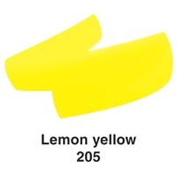 Picture of Ecoline Brushpen 205 Lemon Yellow