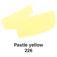 Picture of Ecoline Brushpen 226 Pastel Yellow