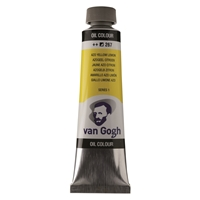Picture of Van Gogh Oil 40ml - 267 - Azo Yellow Lemon