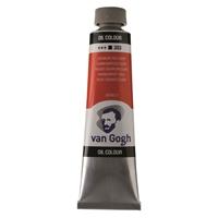 Picture of Van Gogh Oil 40ml - 303 - Cadmium Red Light
