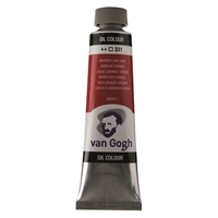 Picture of Van Gogh Oil 40ml - 331 - Madder Lake Deep