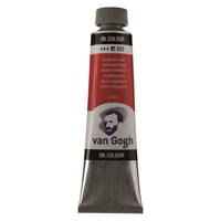 Picture of Van Gogh Oil 40ml - 372 - Permanent Red
