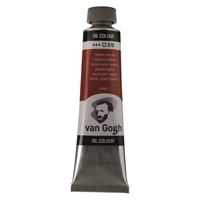 Picture of Van Gogh Oil 40ml - 378 - Transparent Oxide Red