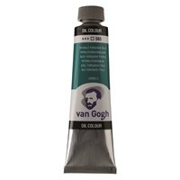 Picture of Van Gogh Oil 40ml - 565 - Phthalo Turquoise Blue