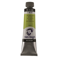 Picture of Van Gogh Oil 40ml - 617 - Yellowish Green