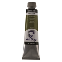 Picture of Van Gogh Oil 40ml - 620 - Permanent Olive Green