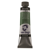 Picture of Van Gogh Oil 40ml - 668 - Chromium Oxide Green