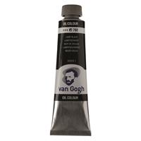 Picture of Van Gogh Oil 40ml - 702 - Lamp Black