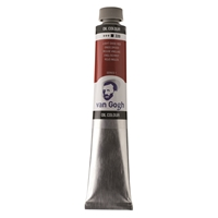 Picture of Van Gogh Oil 60ml - 339 - Light Oxide Red