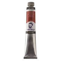 Picture of Van Gogh Oil 60ml - 378 - Transparent Oxide Red