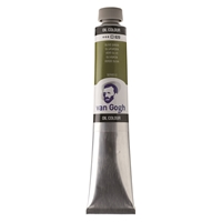 Picture of Van Gogh Oil 60ml - 620 - Permanent Olive Green