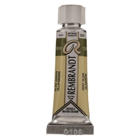 Picture of Rembrandt Watercolour 5ml -620- Olive Green  S2