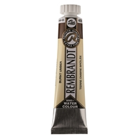 Picture of Rembrandt Watercolour 20ml - 409 - Burnt Umber  S1