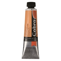 Picture of Cobra Artist Water Mixable Oil - 244 - Indian Yellow 40ml