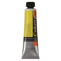 Picture of Cobra Artist Water Mixable Oil - 254 - Perm Lemon Yellow 40ml