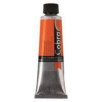 Picture of Cobra Artist Water Mixable Oil - 266 - Permanent Orange 40ml