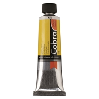 Picture of Cobra Artist Water Mixable Oil - 275 - Primary Yellow 40ml