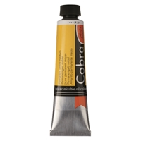 Picture of Cobra Artist Water Mixable Oil - 284 - Perm Yellow Medium  40ml