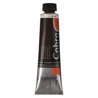 Picture of Cobra Artist Water Mixable Oil - 403 - Vandyke Brown 40ml