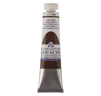Picture of Gouache 20ml- 409 - Burnt Umber